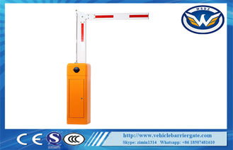 China Electric Remote Control Automatic Boom Barrier 320*280*935mm Housing Size supplier