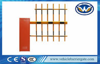 China Access Control  AC110 / 220V  Electric Barrier Gate For Parking System factory