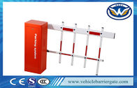 China Road Barrier Gate Operator Parking Traffic Barrier Boom Gate Customized Color factory