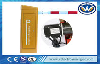China High Speed Auto Vehicle Parking Barrier Gate System With Dc24v Serve Motor factory