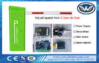 4sec 6mts Loop Detector Vehicle Access Barriers With Servo Control System