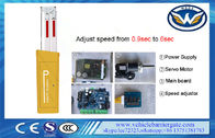 Heavy Duty IP 54 Solar Power Automatic Gate Barrier System For Toll Station
