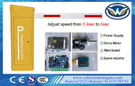 China Automatic PMSM Motor RS485 Vehicle Barrier Gate Maintenance Free factory