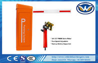China IP65 24V DC Servo Motor Barrier Gate Telescopic Arm Barrier Gate factory