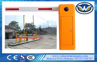 Adjustable Speed Vehicle Access Barriers Motorized Systems CE ISO Certification