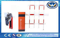 Access Control Automatic Boom Barrier / Car Park Boom Gates Fencing