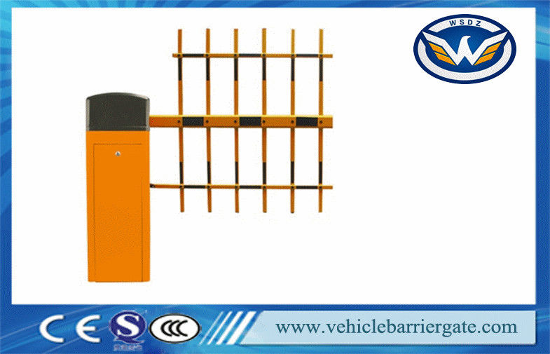 Fence Arm Barrier Gate Arm Length 4 5m Speed 6s Like Best Security Products Services
