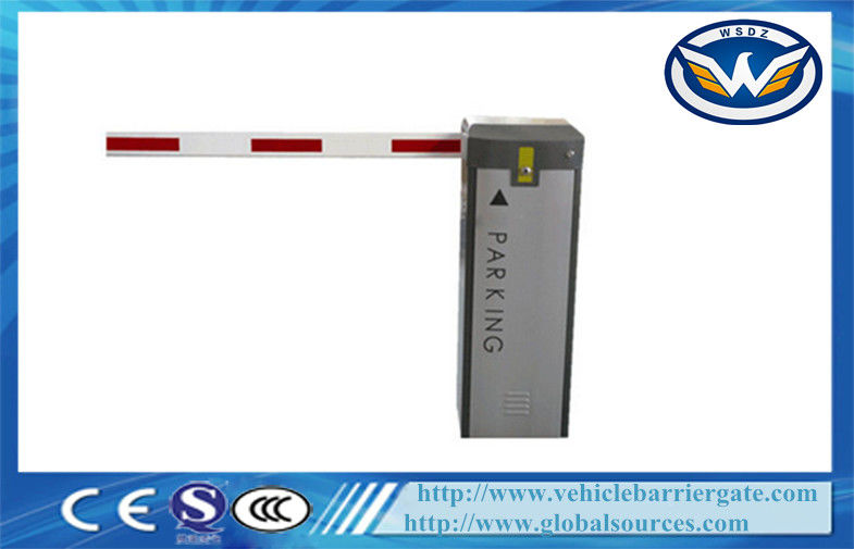 Vehicle access control intelligent barrier highway toll