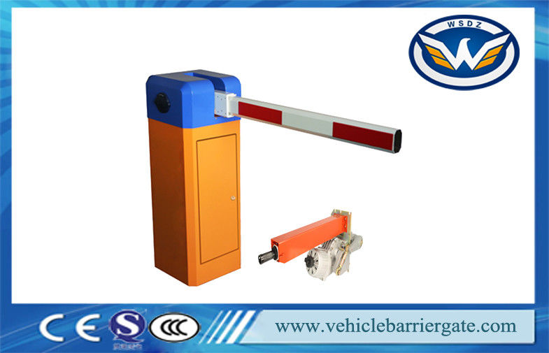 Electronic Parking Barrier Gate System For Vehicle Access