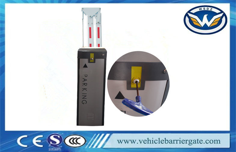 Vehicle barrier gate access control by remote