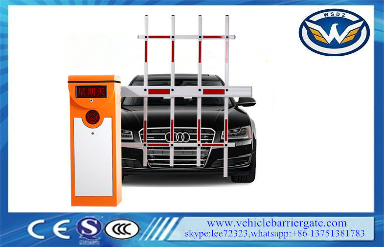 Led loop detector automatic security boom gate barrier