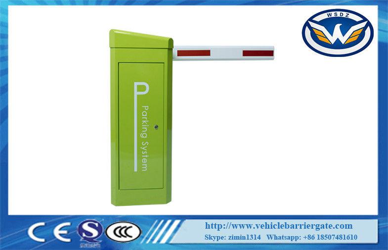 IP65 Brushless Servo Barrier Automatic Boom Barrier Inbuilt