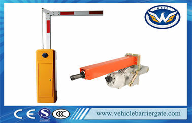China Highway Control Vehicle Barrier Gate With 5 Million Times Open And Close factory