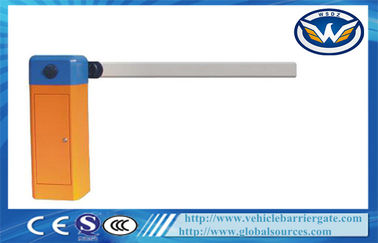 China Automatic Car Park Barriers Parking Gate Arm with Infrared Photocell factory