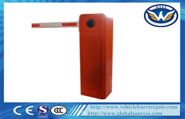 China Automatic And Electronic Drop Arm Barrier For Highway Or Toll Gate System factory