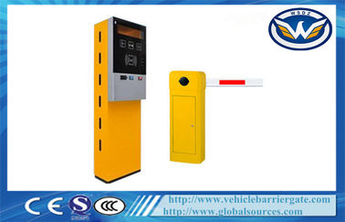 China Automatic Car parking system / Ticket intelligent lots management system distributor