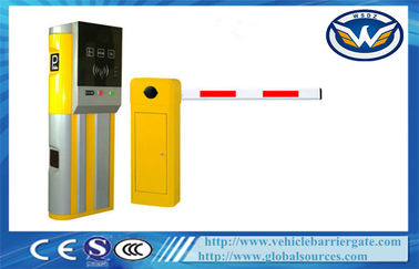 China Intelligent Car Parking Management System automatic With CCTV RFID distributor