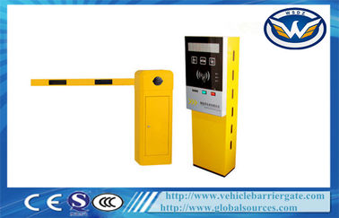 China Automatic Auto Access Control Vehicle Parking Lot Management System distributor
