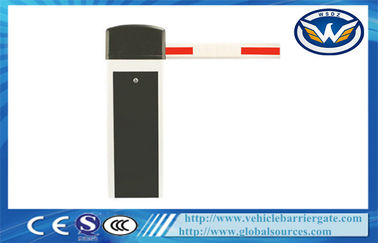 China Double Limit Switch Traffic Barrier Gate with  AC 220V / 110V 5 Million Operation Times distributor