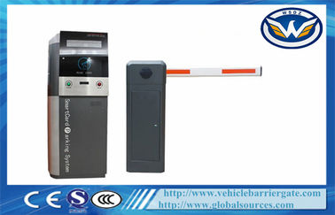 China Smart Car Parking System , Smart IC Card Lots Management System factory