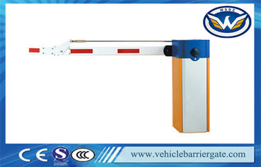 China RS485 Communication Interface Automated Barrier Gate for Car Parking System factory