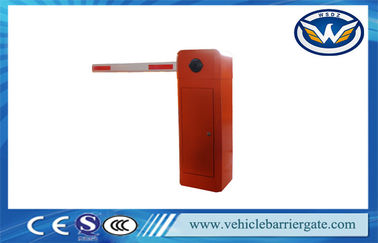 China Heavy Duty Manual Release Parking Barrier Gate 0.6s 1s 1.8s 3s 6s factory