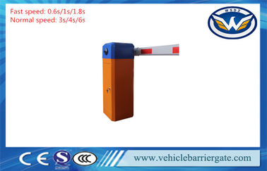 China Car Parking Barrier for Vehicle Access Road Barrier Control System factory