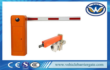 China 6 second Car Parking Barrier Gate  for Hospital / Building / Government factory