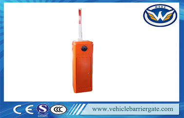 China LED Light Arm Remote Control Car Park Barriers  for Traffic Control Solution factory