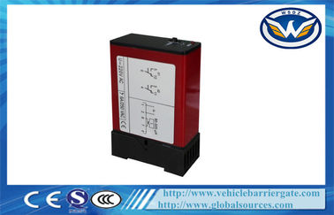China Relay-output Vehicle Loop Detector FOR car parking system Voltage AC / DC distributor