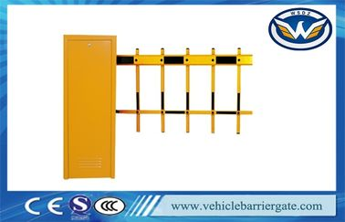 China 5 Million Cycles Fencing vehicle barrier gates , car park gates Access Control factory