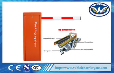 China Typical Model DZ-130 Auto Barrier Gate System  Heavy Duty Case With IP54 Protection factory