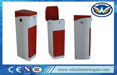 China Fast Speed 0.6s Electric automatic traffic barriers For Highway Vehicle Access Control distributor