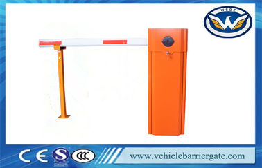 China Machinery Car Parking Barrier Gate / Vehicle Access Gates For Highway Toll System factory
