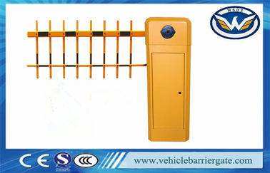 China OEM 2 Fence Arm security barrier gate Operator for Car Parking Management factory