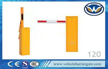 China Commercial automatic parking lot barriers wstp 120 vehicle access control factory