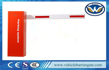 China Customized Swing Out Barrier Gate Operator 1.8s 3s 6s With 6M Straight Arm factory