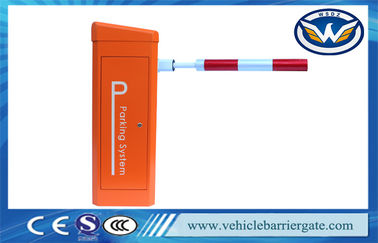 China Bluetooth Serve Motor DToll Barrier Gate With 2mm Cold roll Steel Sheet Material distributor