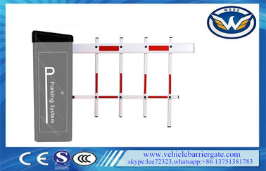 China High Sensitivity Duty Cycle Toll Barrier Gate 10 Million Opening / Closing Processes factory