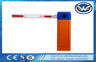 China 1.8 sec High Speed Toll Barrier Gate Heavy Duty Pure Copper Motor factory