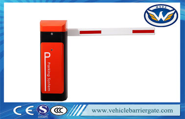 RS485 Interface Automatic Parking Gate Barrier For Bluetooth Access Control