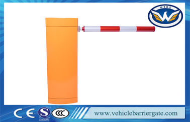 China Secuity Gate Barrier Parking Barrier Boom Gate With DC Brushless Servo Motor factory