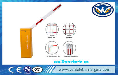 China Infrared Photocells Connector  Automatic Barrier Gate Red Without  Clutch factory