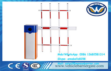 China High Speed 3 Fencing  Automatic Barrier Gate  Remote Control  For Parking Lot Vehicle Access factory