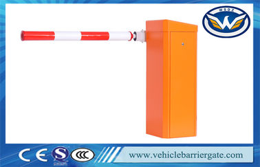 China Solar Powered Intellient Parking Barrier, Car Park Barriers for Underground Parking Lot distributor