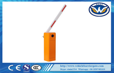 China Electric automatic traffic barriers For Highway Vehicle Access Control distributor