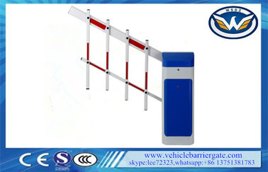 China AC Heavy Duty driveway barrier gates More Than 5 Million Operation Times distributor