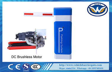 Auto Reverse Function Vehicle Parking Management System 24V DC Motor Counting Interface