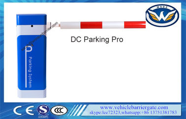 China 1m - 6m Length Of Arm Parking Barrier Gate Safe Operation With Position Sensors factory