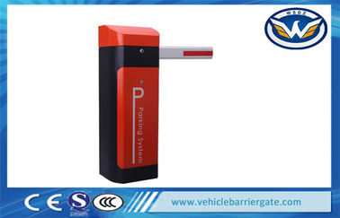 China Toll Station Intelligent automatic parking barriers High Speed security barrier gate distributor